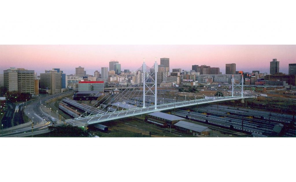 Nelson Mandela Bridge - ARQ